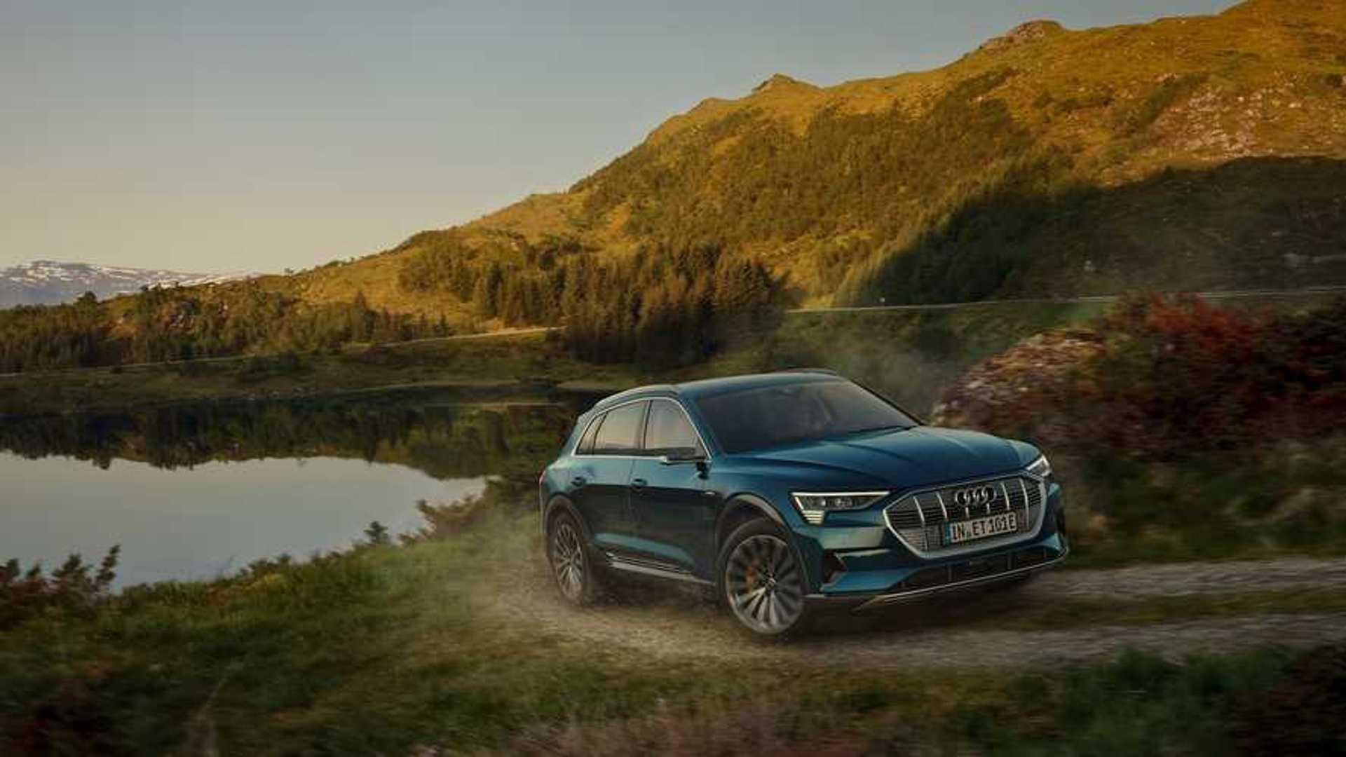 Schaeffler Presents Transmission Units For Audi e-tron