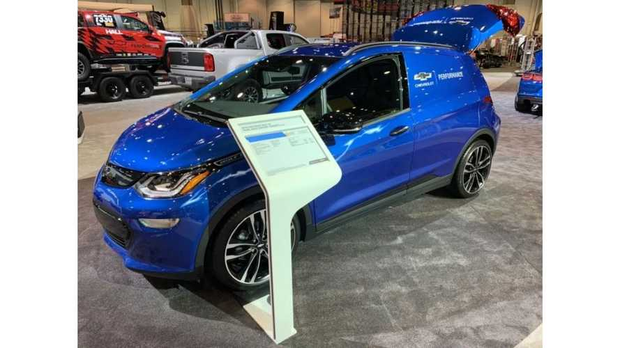 Chevy Bolt Panel Van Is The Electric Cargo Hatch Of Our Dreams