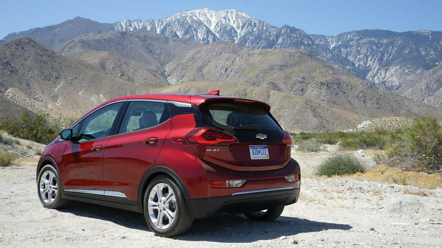 Chevy Bolt EV Survey Hints At Cold Weather Package With Heat Pump
