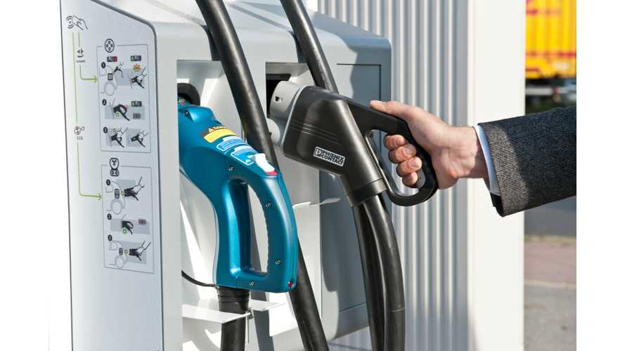 Autobahn Tank & Rast Sites In Germany Are Getting DC Fast Chargers