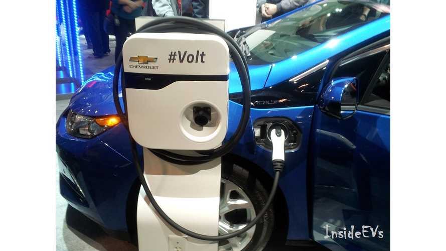 Chevrolet Volt Sales Pass 2K Again In August