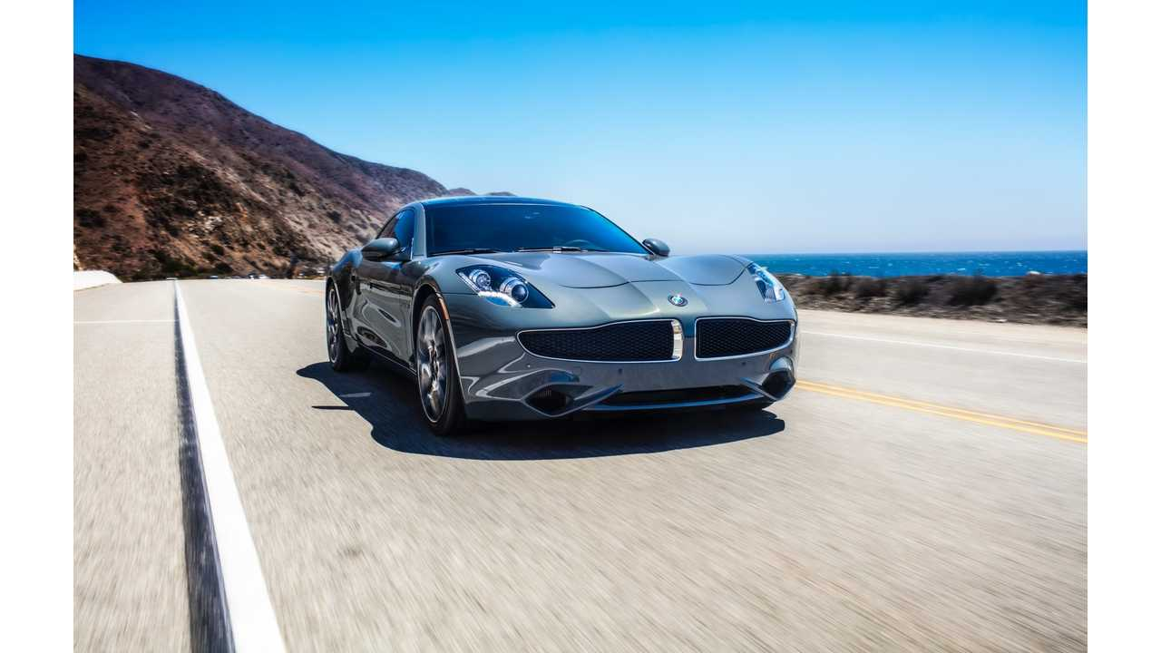 Wanxiang Gets Final Approval To Build Karma Revero/Atlantic Plug-In Hybrid In China