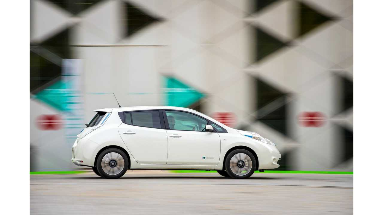 Nissan Sees Record Peak In EV Interest In Germany After Introducing Incentives
