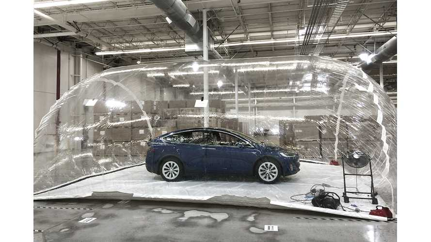 Tesla Model S, X Bioweapon Defense Mode Could Save Your Life