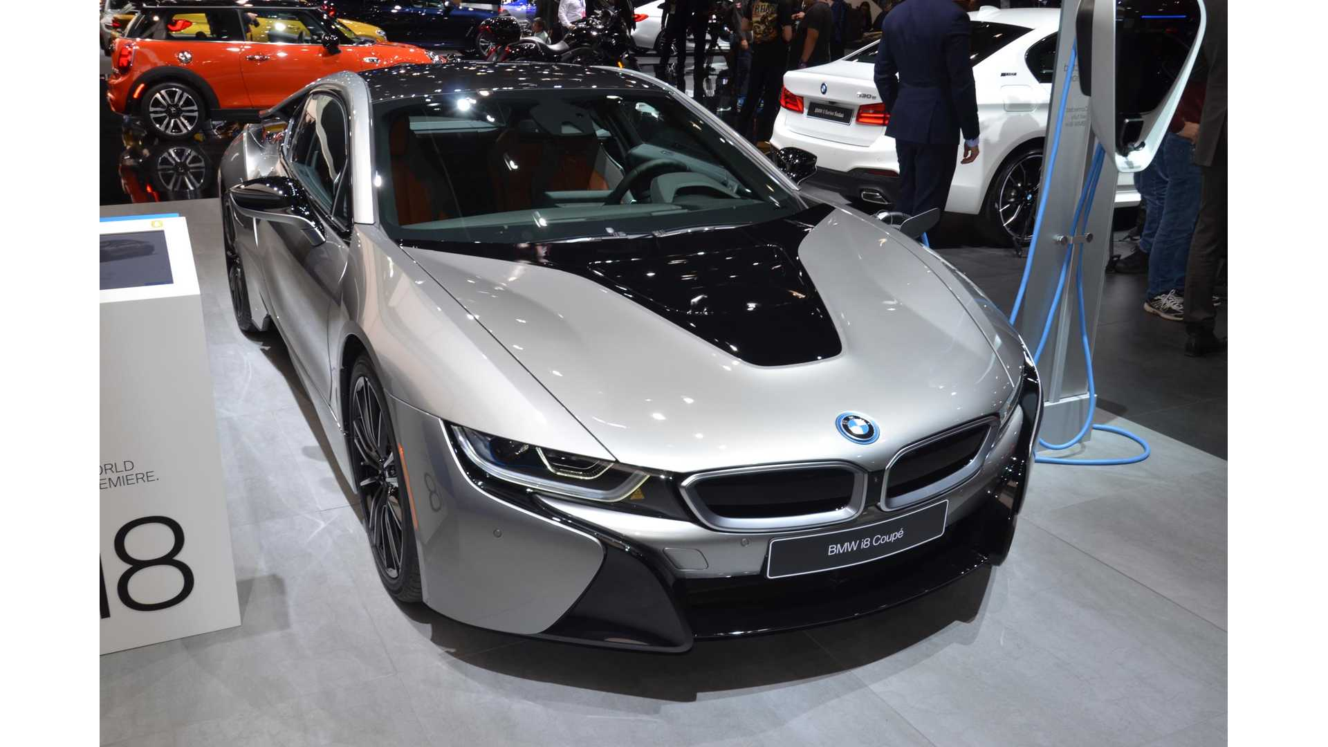 No Future Plans For A Bmw I8 Sport Due To Lack Of Demand