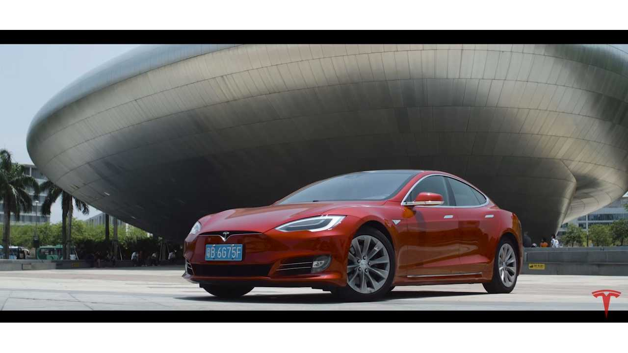 Tesla Likened To Apple By Chinese Automotive CEO