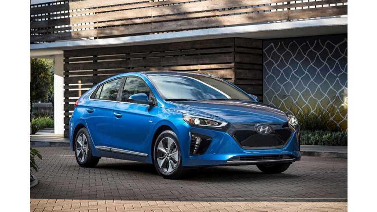 Hyundai IONIQ Electric Sales Hit Lowest Level Since Summer 2017