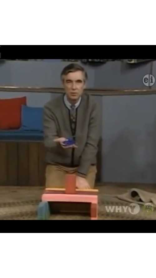 Throwback Thursday:  Mr. Rogers And Electric Vehicles Circa 1981