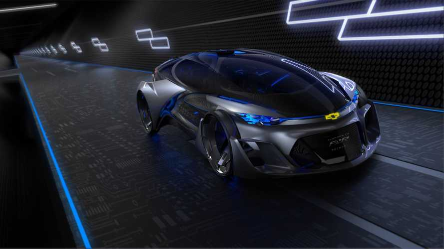 Top 8 Electric Concept Cars Presented By Formula E - Video