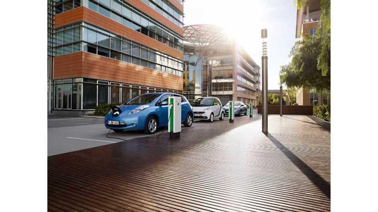 Alphabet electric cars