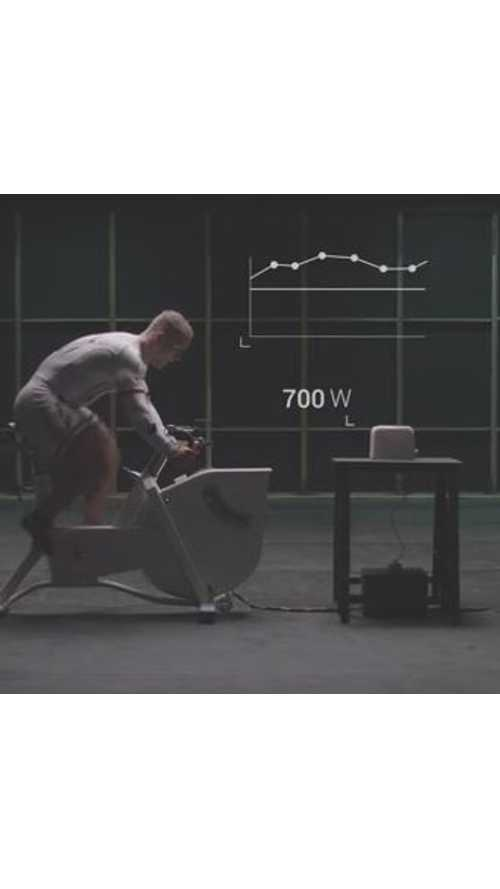 Olympic Cyclist Versus A Toaster - Video
