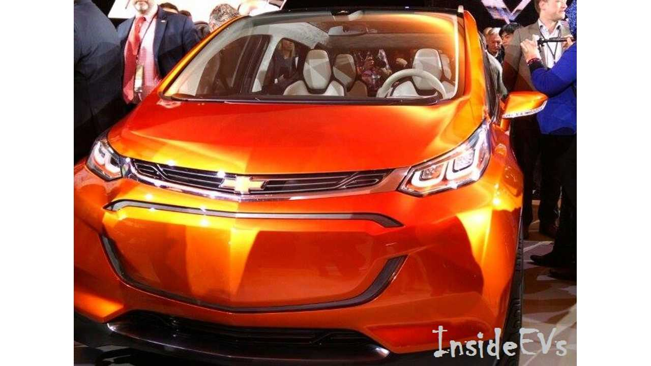 Report: Chevrolet Bolt Will Come To Europe, But No Right-Hand Drive