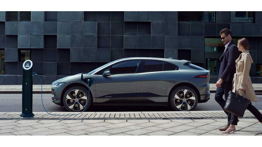Jaguar Advertises I-PACE With Just A Shh...Video