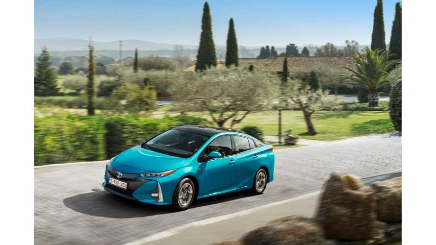 Prius Prime Design To Trickle Down Into Standard Prius
