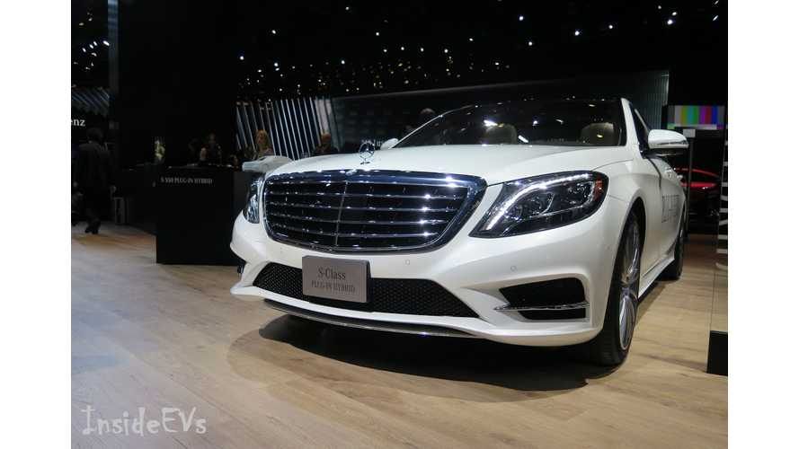 Mercedes-Benz EQ S Electric Sedan Coming In 3 Years