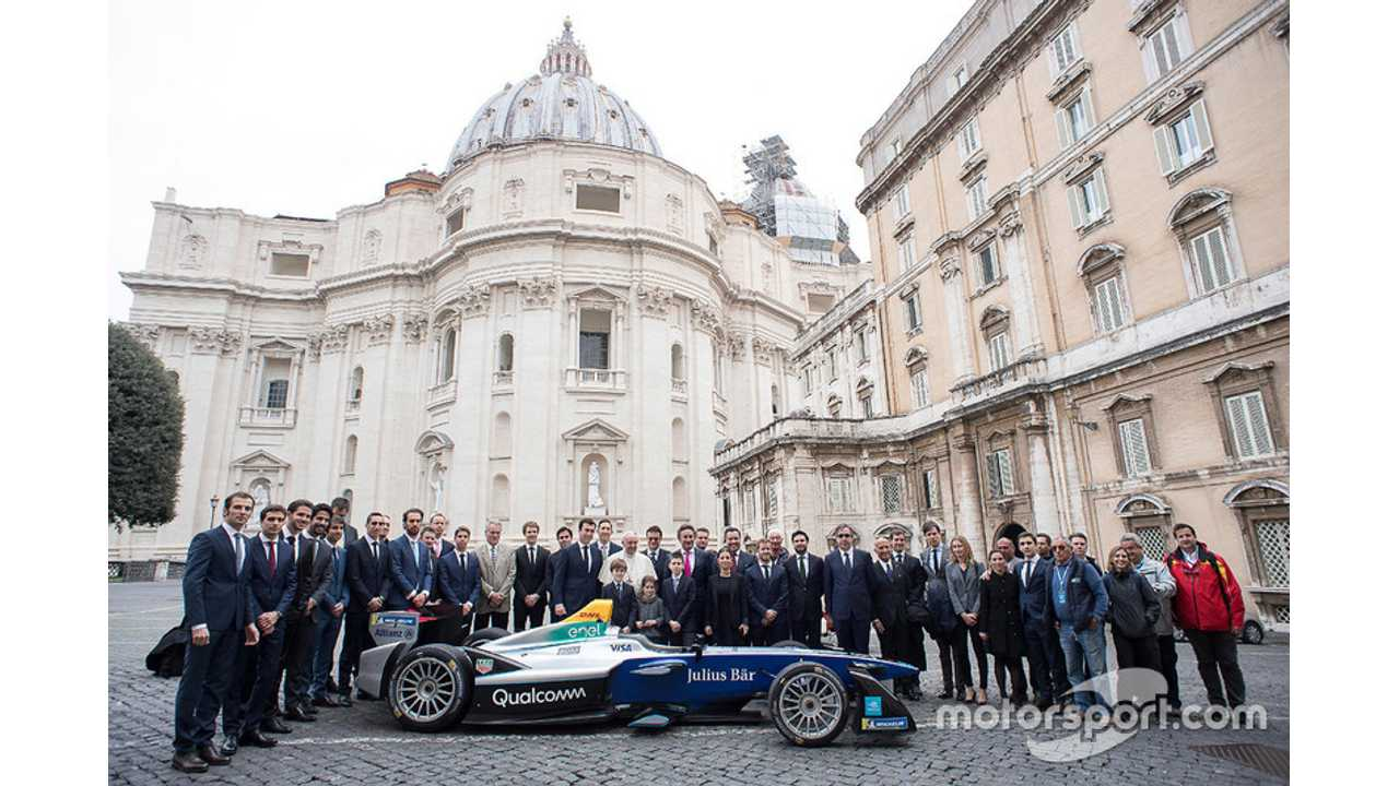 Formula E Drivers Will Face Unique Challenges In Rome