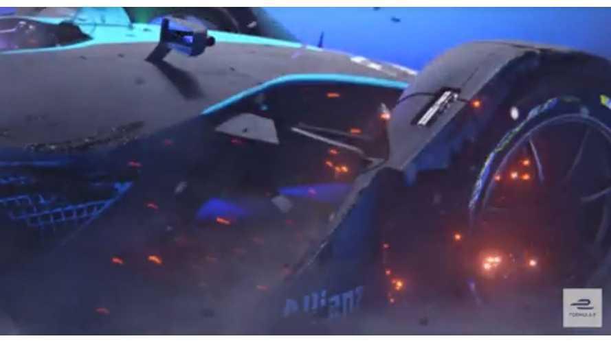 Formula E Battle Scars: Video