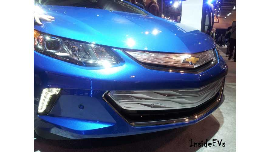Chevrolet Volt Sales Rise 17% In May