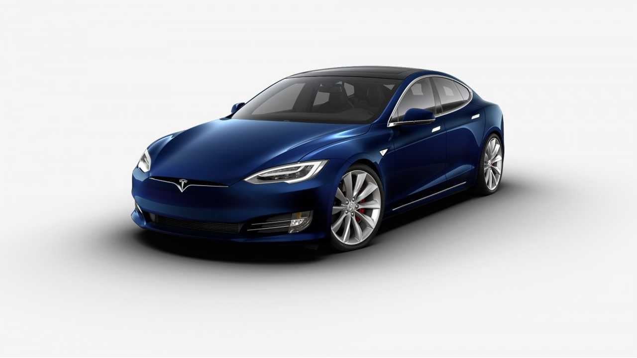 The Tesla Model S Is Known As