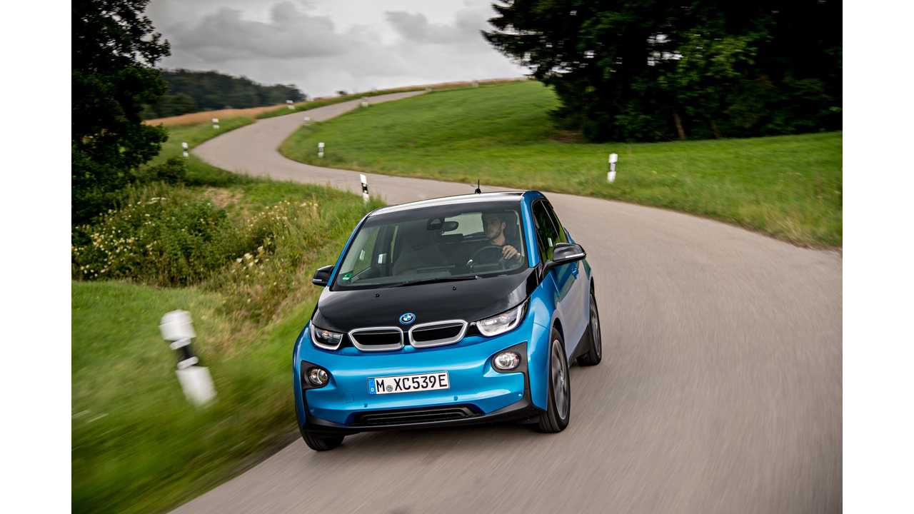 BMW Sells Nearly 35,000 EVs So Far In 2016: iPerformance Brand Now Leads i3/i8 Sales