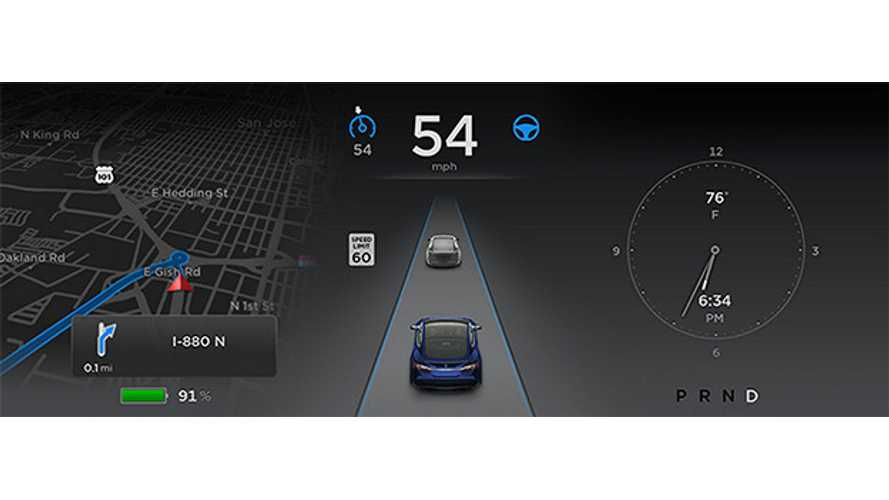 "Elon Musk On Autopilot 8.0: ""If The Car In Front Of You Suddenly Swerves,"" Model S & X Are Ready"