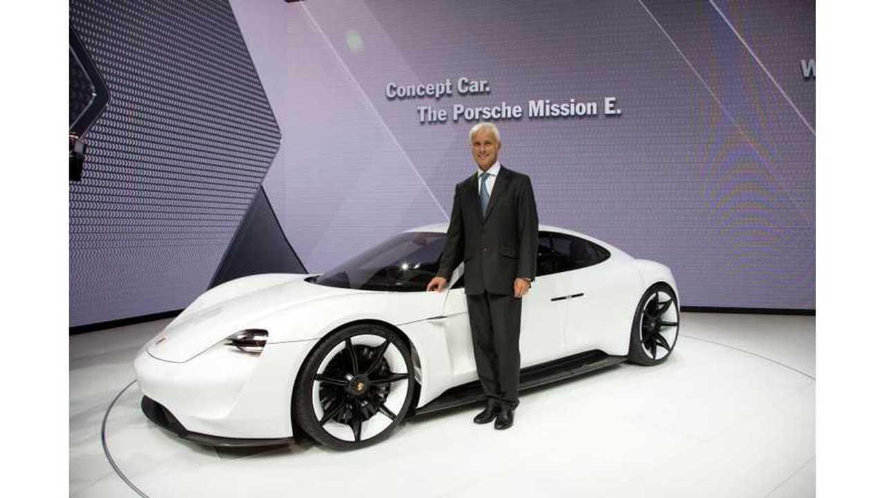 VW CEO Blasts Tesla For Low Sales, Losing Millions