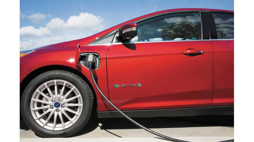 Ford To Triple Number Of Workplace Chargers, Plus Usage Stats