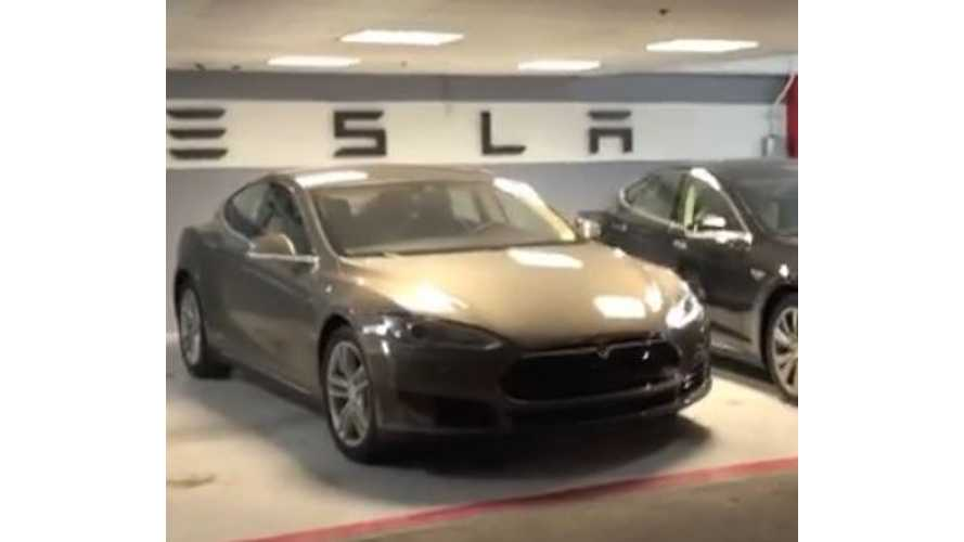 Tesla Model S 70D First Look - Video