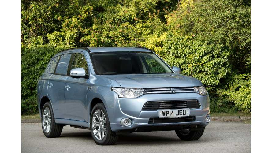 Mitsubishi Outlander PHEV Review, Small Business - Video