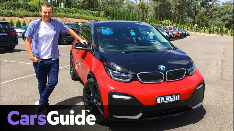 Does The World Really Need The Sporty BMW i3s?