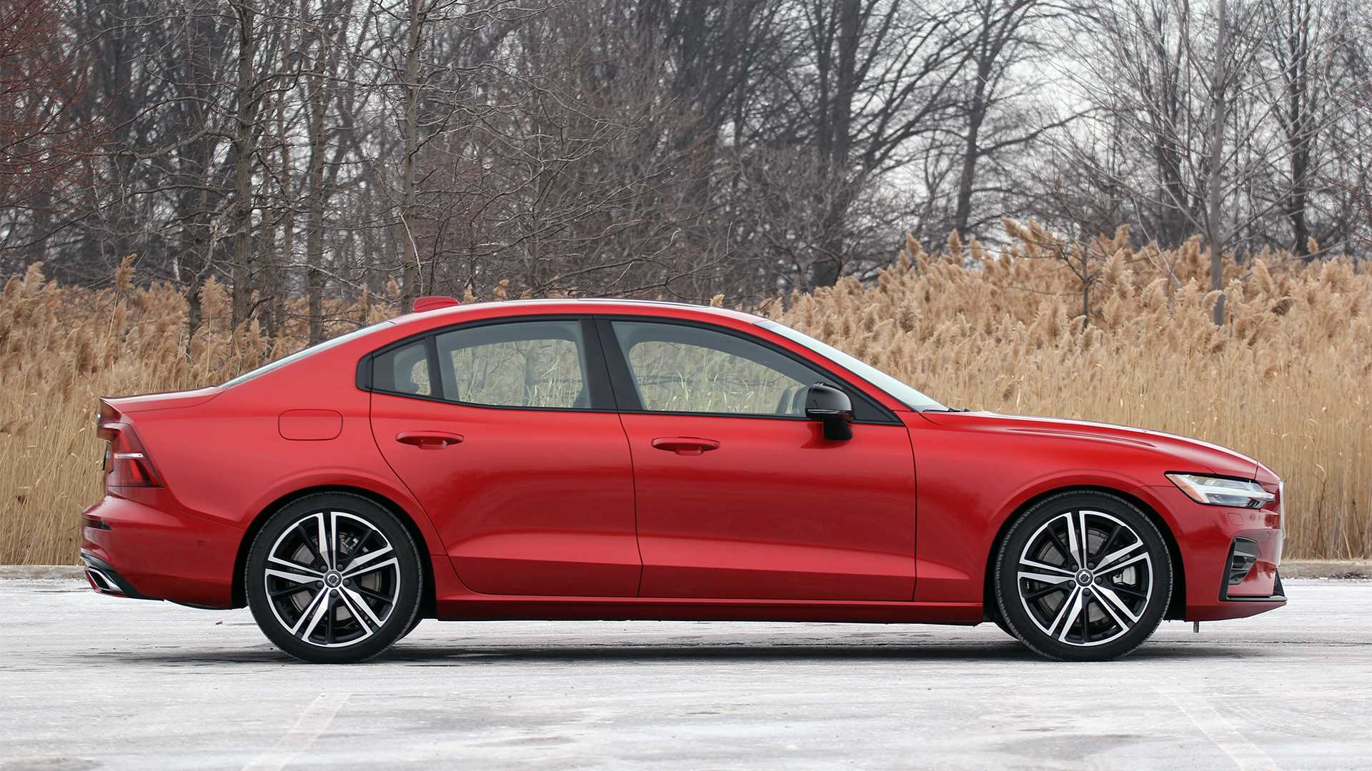 2019 Volvo S60 T6 Awd R Design Review Trickle Down Effect