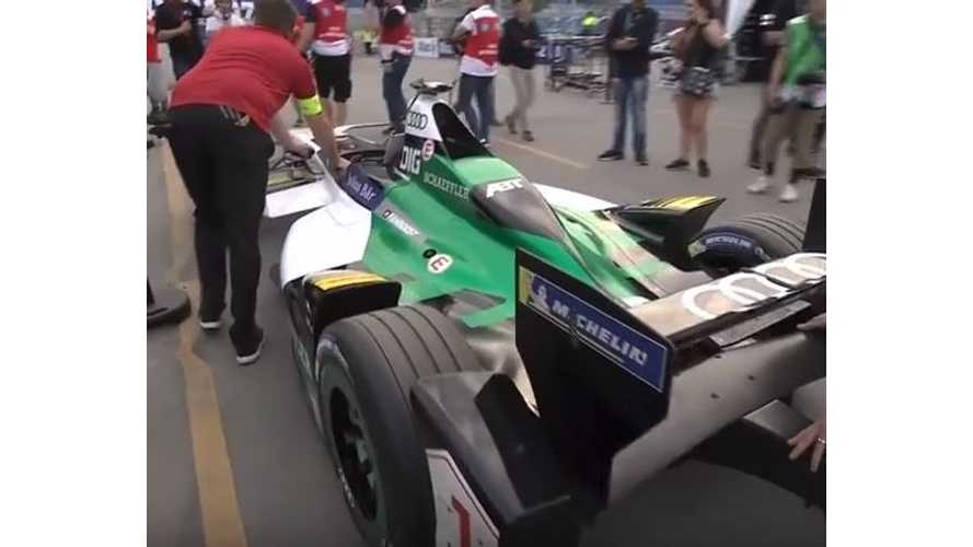Your Ultimate Race Preview: Formula E Hong Kong 2017 - Video Plus Race Schedule