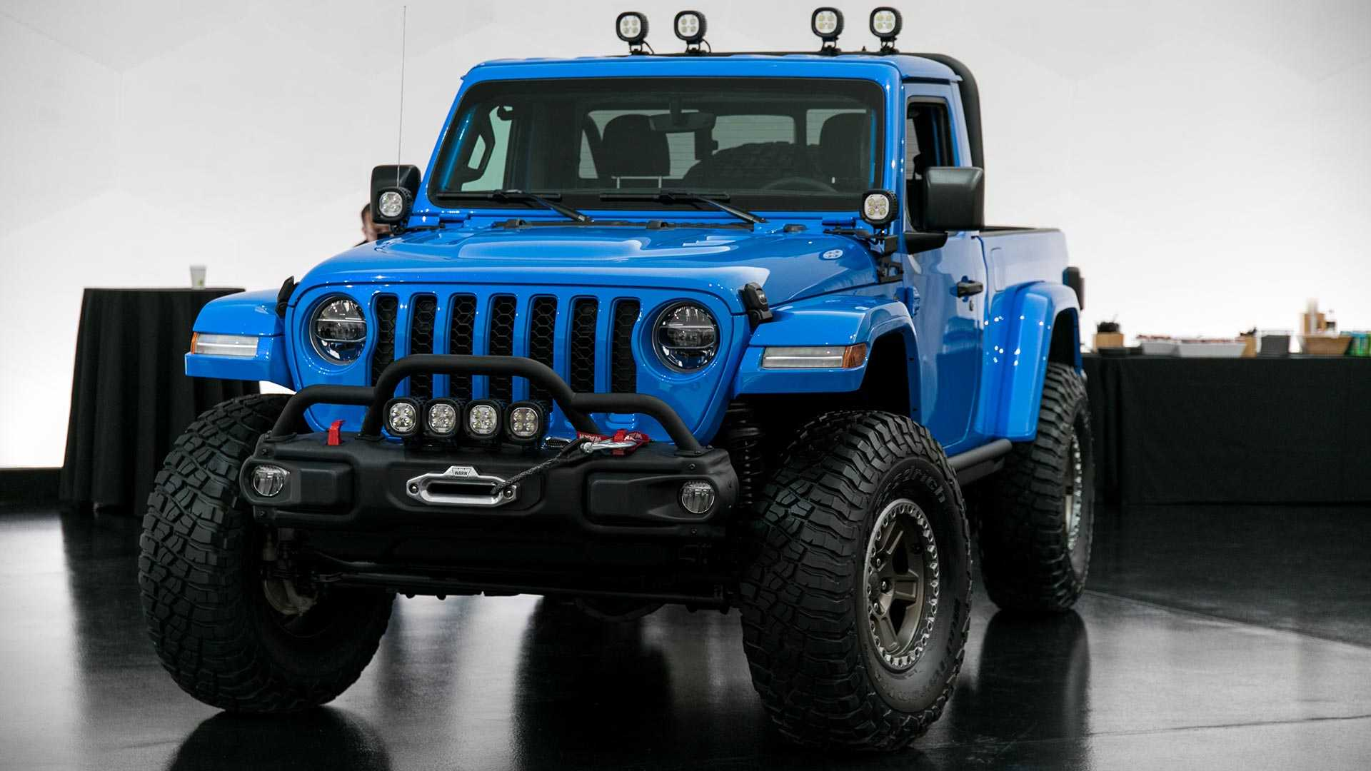 Hellcat Engine Fits In Jeep Wrangler And Gladiator, But...