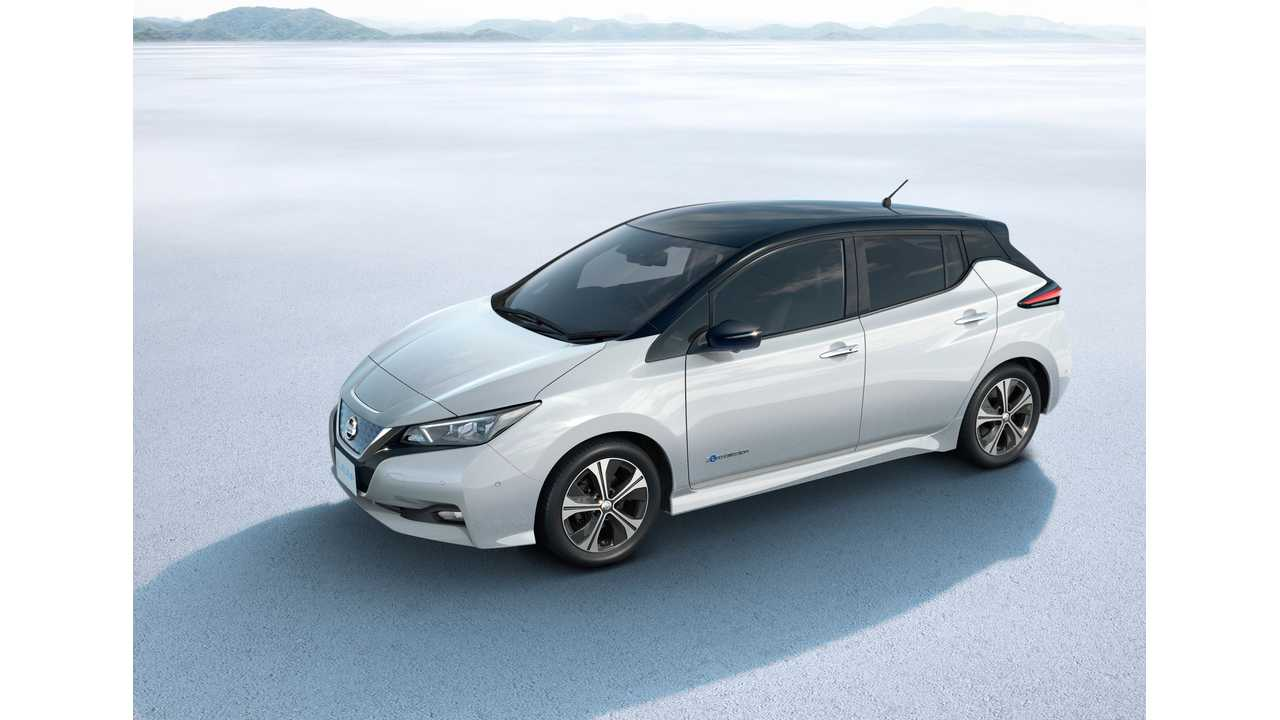New Nissan LEAF Makes Chinese Auto Show Debut, But When Will It Arrive Locally?