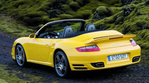 New Porsche 911 Turbo Cabriolet