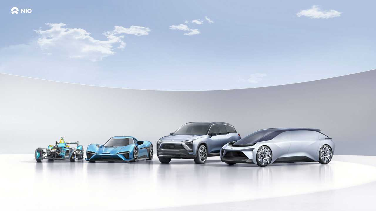 NIO To Double Its Value In First Days Of U.S. Trading