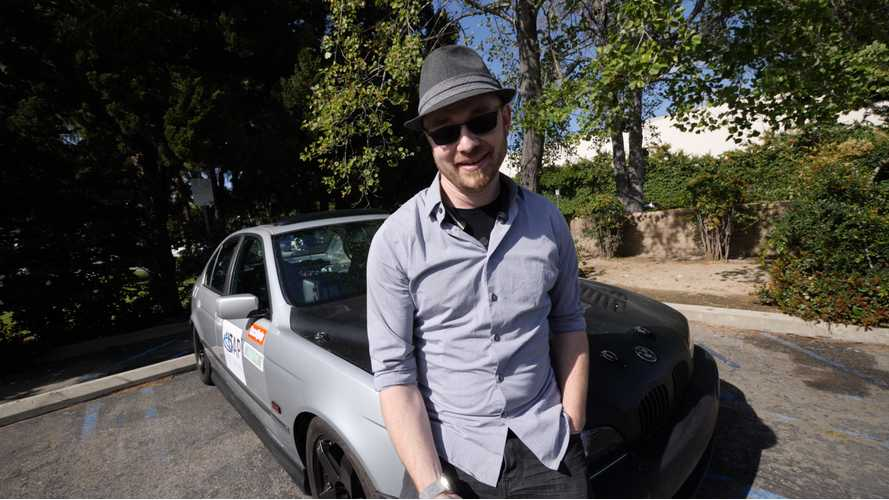 Meet The Guy Who Beat A Tesla P100D With His $13,000 Trash Car