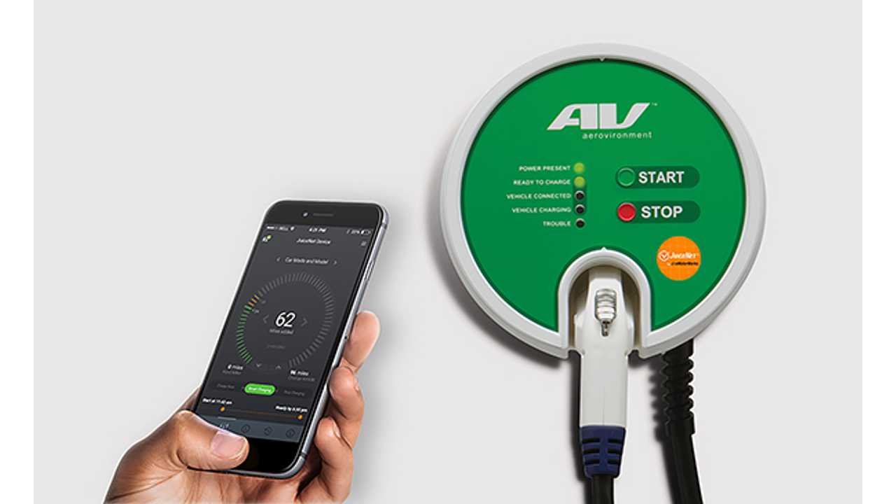 AeroVironment and eMotorWerks Combine Forces To Provide Smart Charging Solutions