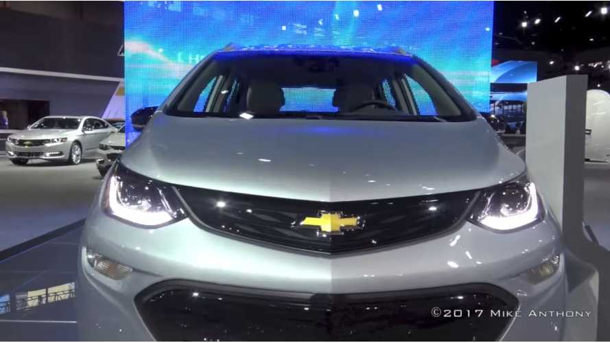 First Allotment Of Chevrolet Bolts Sells Out In 2 Hours In South Korea