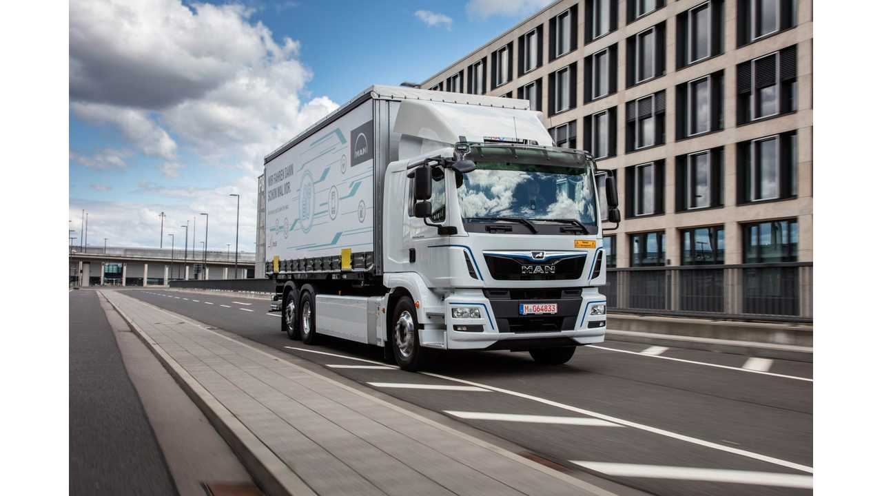 Volkswagen Receives 1,600-Unit Order For Electric Trucks From Brazil