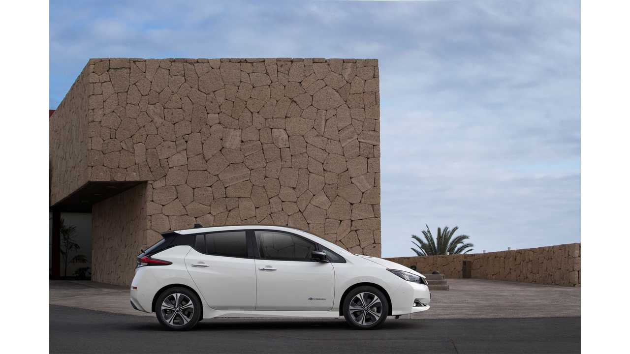 New Nissan LEAF Heading To Middle East Countries In 2019