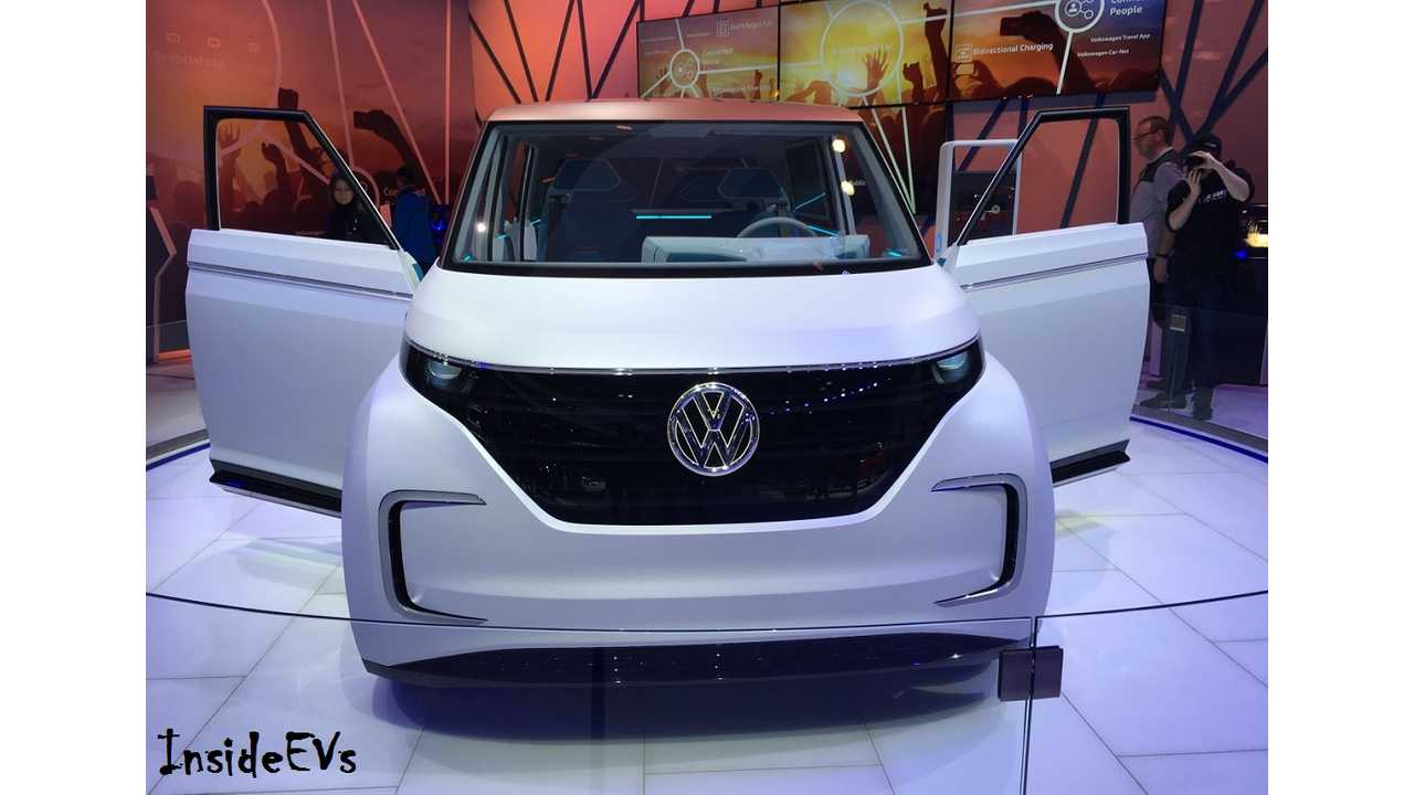Volkswagen's Electric Car Commitment - 20 Additional Plug-Ins By 2020