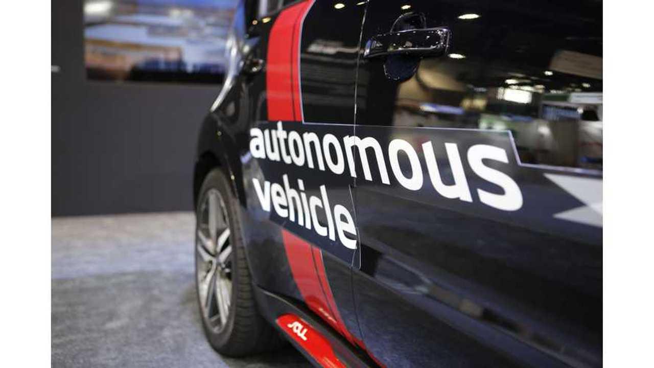 NADA Wants Mandatory Autonomous Vehicle Inspections