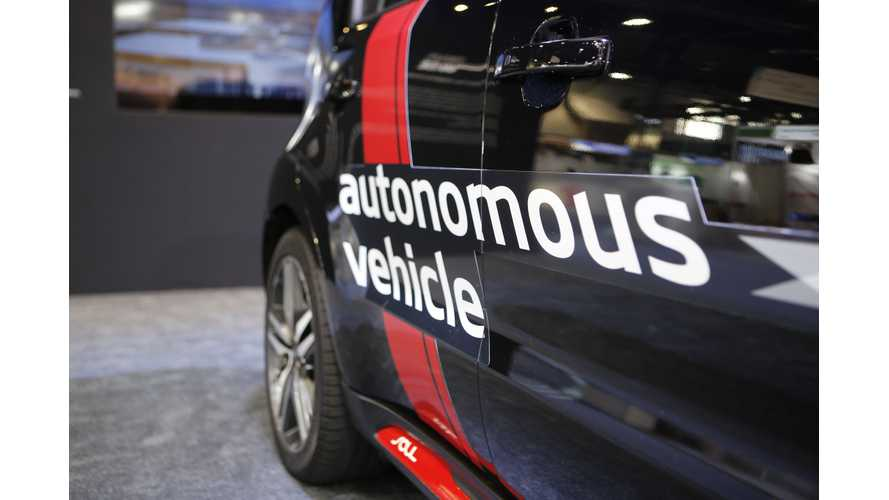 NADA Wants Mandatory Autonomous Vehicle Inspections