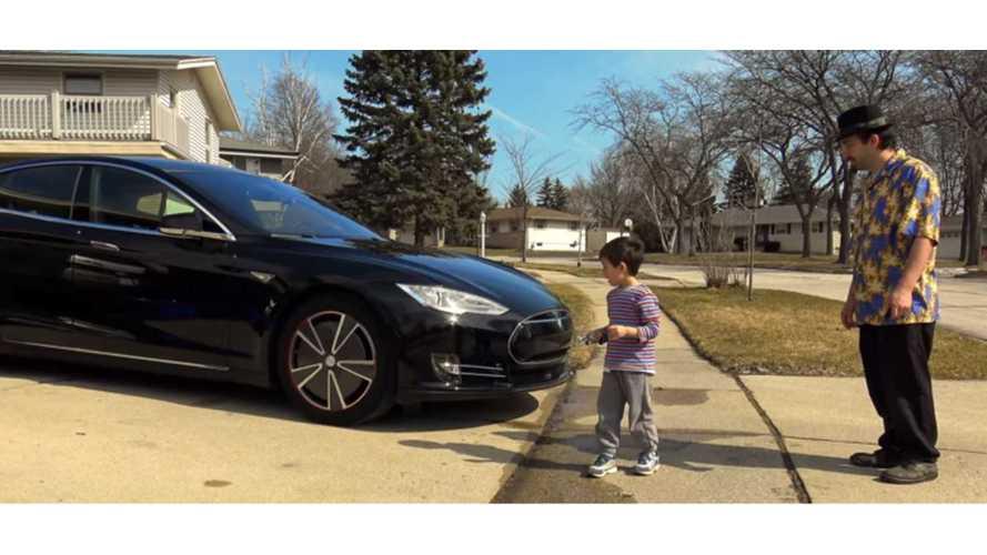 Vehicle Logs Confirm Tesla Autopilot Prevented Possible Pedestrian Death