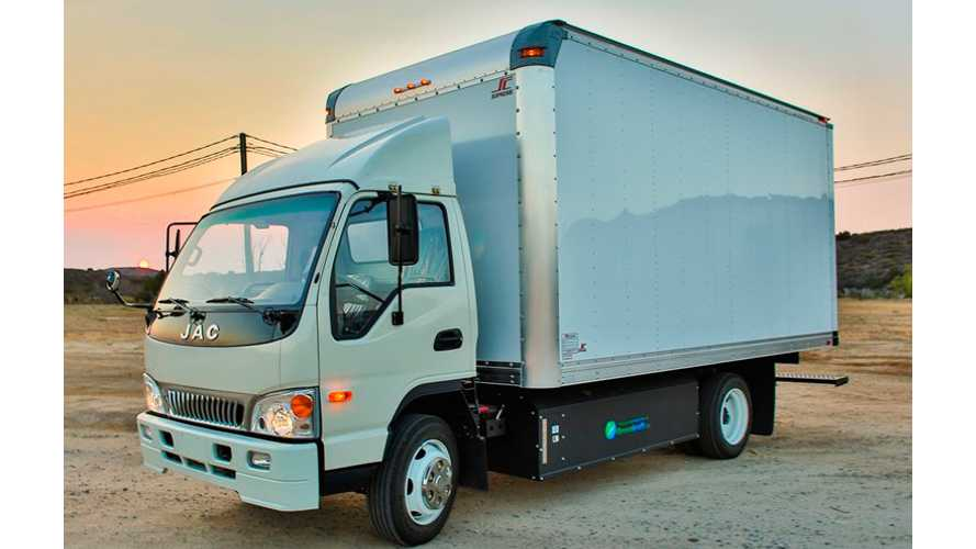 EDI Teams With Greenkraft, CALSTART And CEC On CNG PHEV Truck