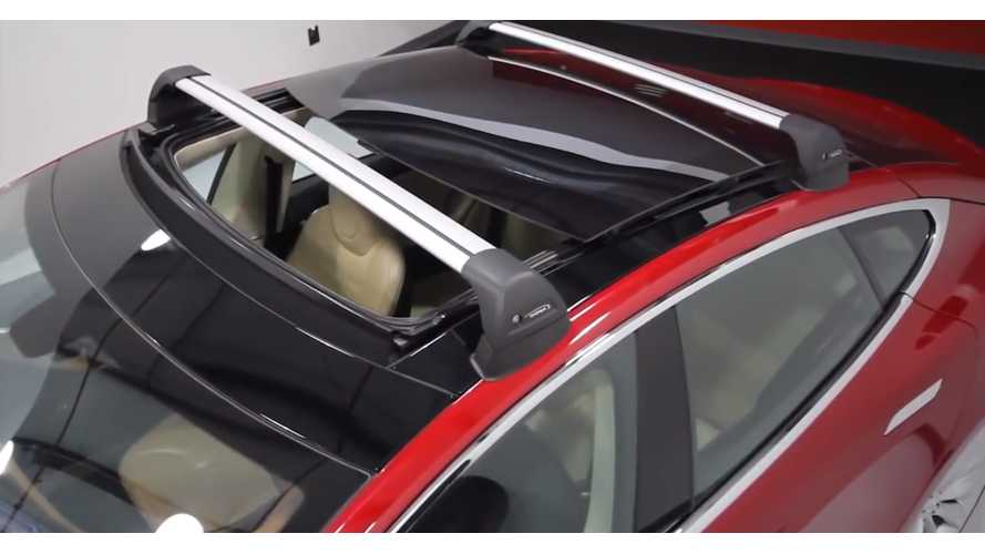How To Video: Tesla Model S Roof Rack Install