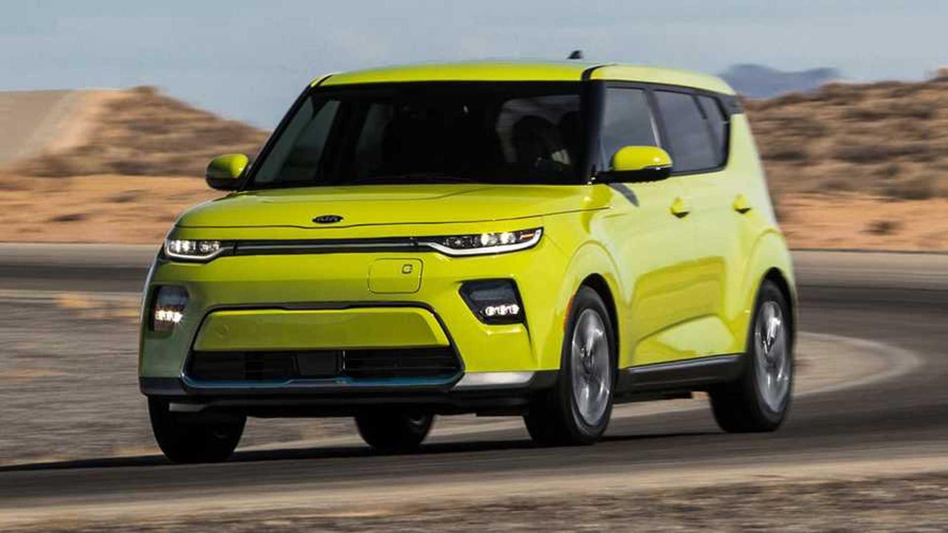 2020 Kia Soul Electric Gets 243 Mile Epa Range Rating