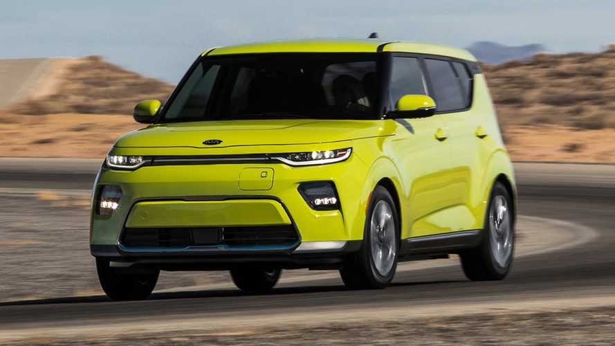 2020 Kia Soul Electric Gets 243-Mile EPA Range Rating