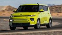 2020 Kia Soul Electric Gets 243-Mile EPA Range Rating